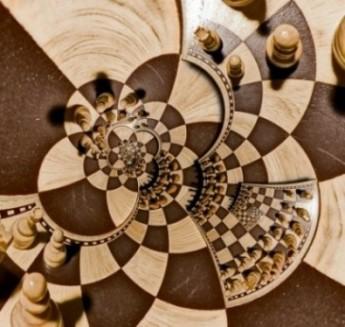 SpiralChessBoard
