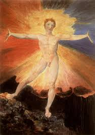 human form divine blake
