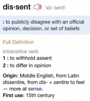 dissentdef